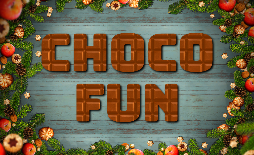 free online text generator Chocolate Text Effect For Christmas
