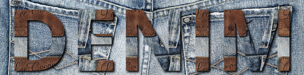 free online text generator Denim Jeans Text Effect