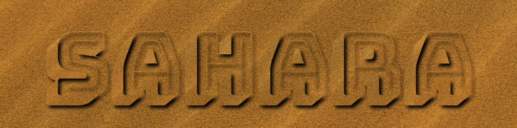 free online text generator Embossed Sand Writing Text Effect