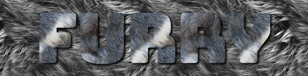 free online text generator Fur Text Effect