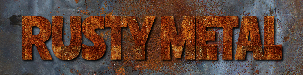 free online text generator Grungy Rusty Metal Text Effect