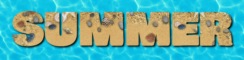 free online text generator Summer Sand Text Effect